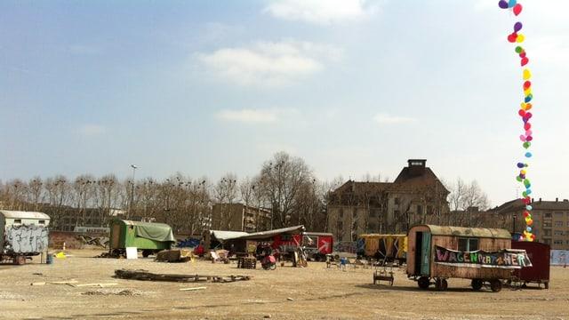 Wagenplatz Uferstrasse