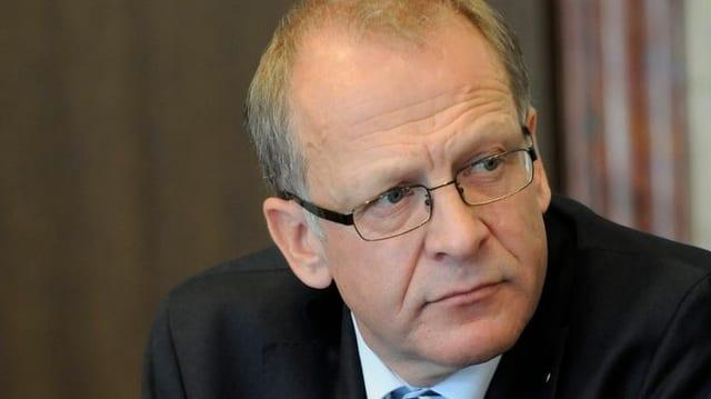 Regierungsrat Martin Gehrer