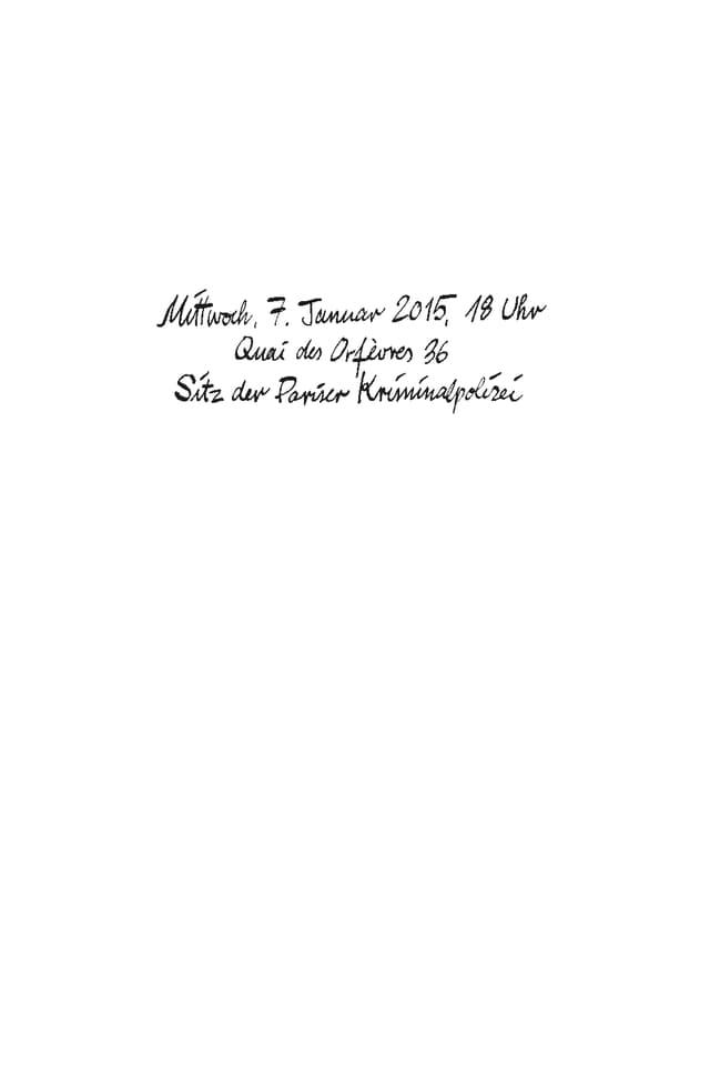 Titelseite.