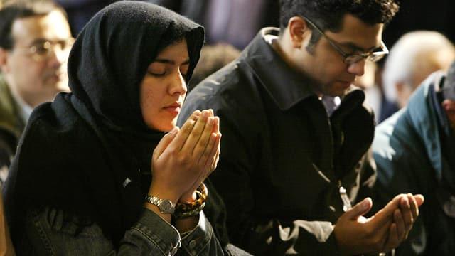 Video «Gesichter des Islam: Männer und Frauen (2/4)» abspielen