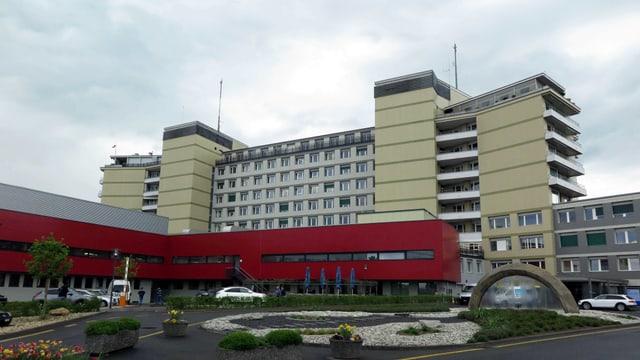 Kantonsspital Freiburg