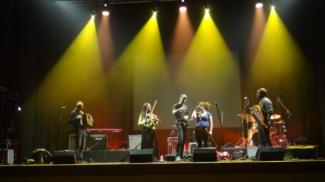 La band francoprovenzala TRIP da la Val d'Aosta