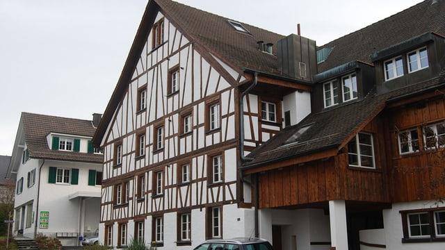 Riegelhaus in Oberwil-Lieli