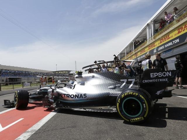 Formel-1-Fahrer
