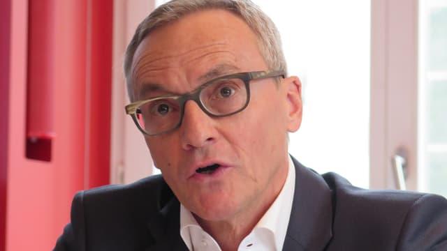 Heinz Habegger.