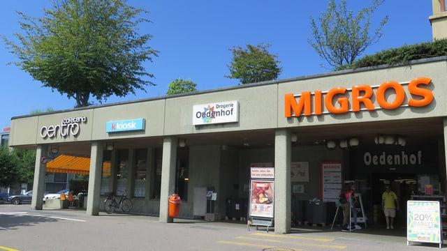Zentrum Wittenbach
