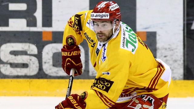 Philippe Rytz trägt künftig das Dress von Lausanne.
