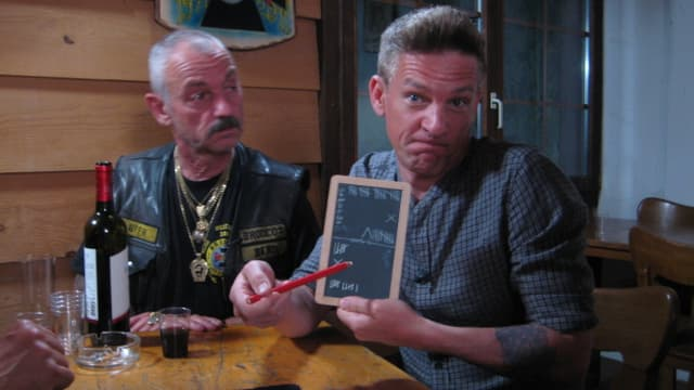 Video ««Trumpf Buur» (5/7): Andi Knoll trifft Kaiserin Sissi» abspielen