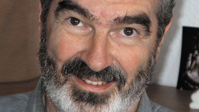Porträtfoto von Perry Schmidt-Leukel