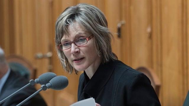 Maya Graf, Nationalratspräsidentin