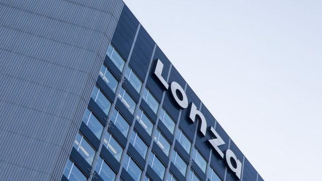 Il bajetg principal dal concern da chemia Lonza a Basilea.