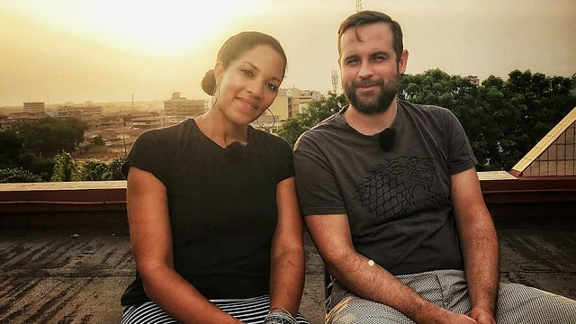 Video ««Meine fremde Heimat» 3/7 – Ghana» abspielen