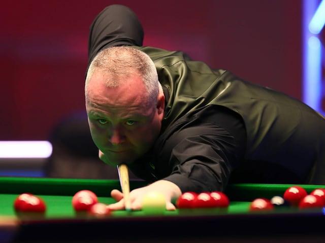 Snooker-Spieler John Higgins.