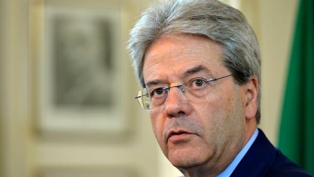 L'Italia ha in nov primminister: Paolo Gentiloni.