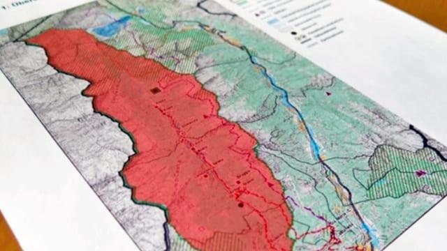 Plan dal Parco Val Calnca.