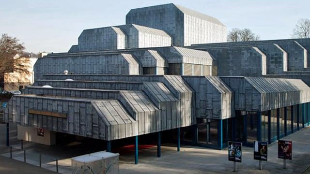 Ansicht des Stadttheater Winterthur