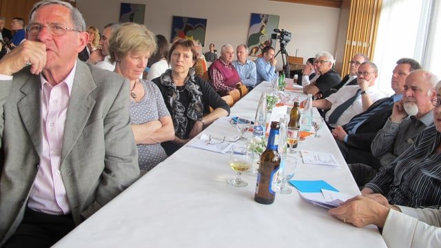 Delegiertenversammlung der CVP Aargau