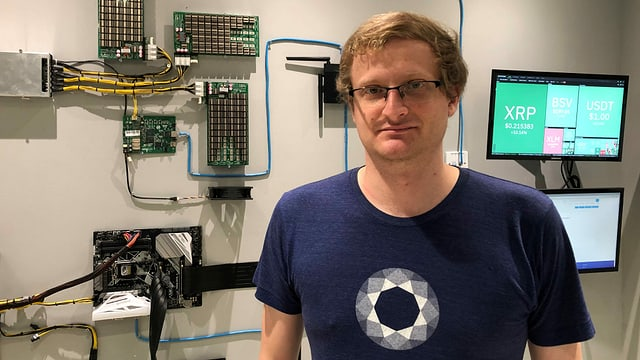 Leonhard Weese, co-founder of the Bitcoin Association Hong Kong