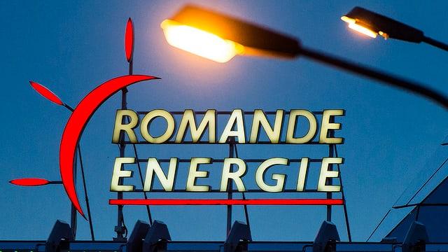 Il concern da la Svizra franzosa Romande Energie.