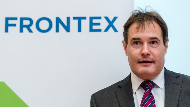 Il schef da Frontex, Fabrice Leggeri.