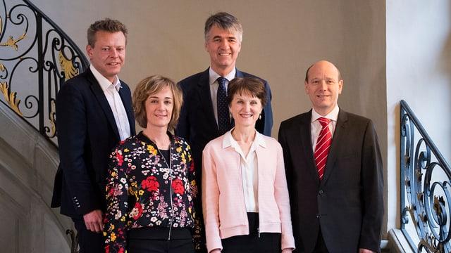Der Berner Gemeinderat