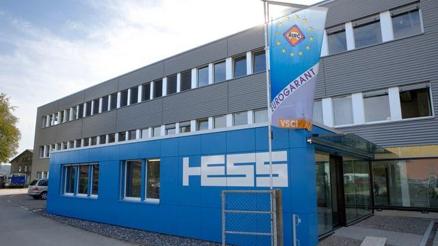 Hessfirmensitz
