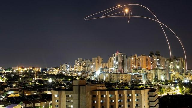 Raketen über Aschkelon