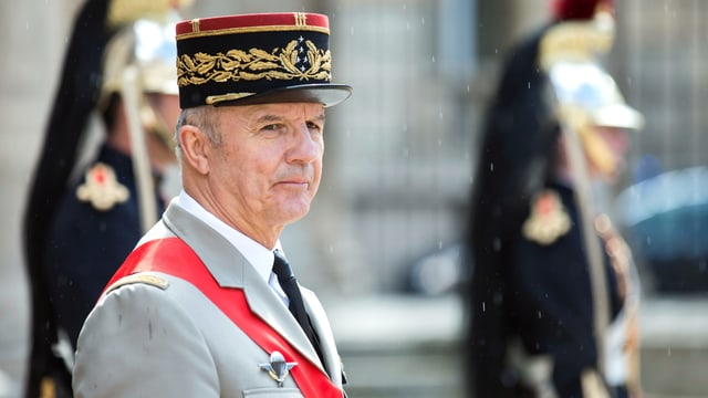 General Jean-Louis Georgelin.
