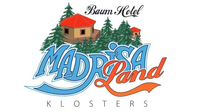 Il logo dal Madrisa-Land.