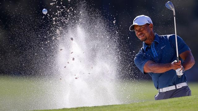 Woods braucht beim Masters eine nahezu perfekte Schlussrunde.
