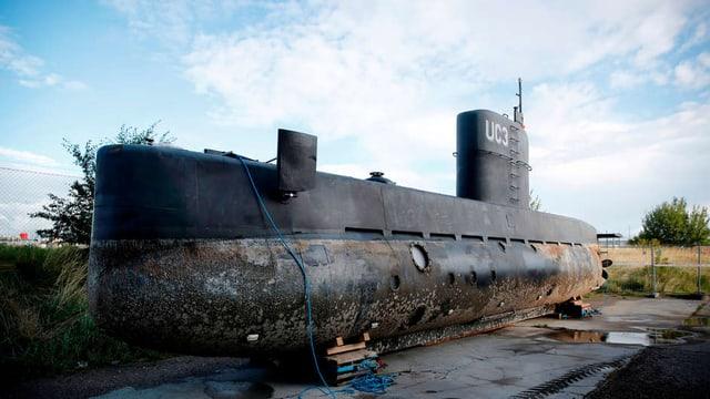 U-Boot an Land.