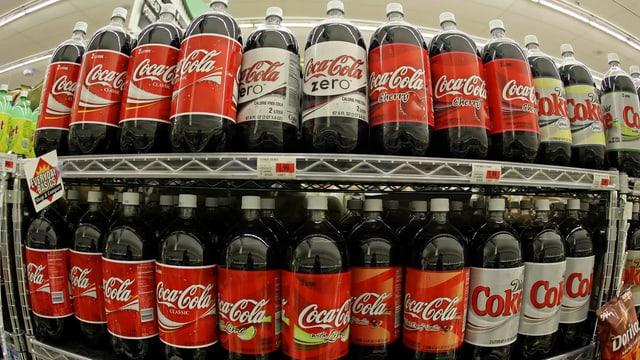 Bavrondas da Coca-Cola.