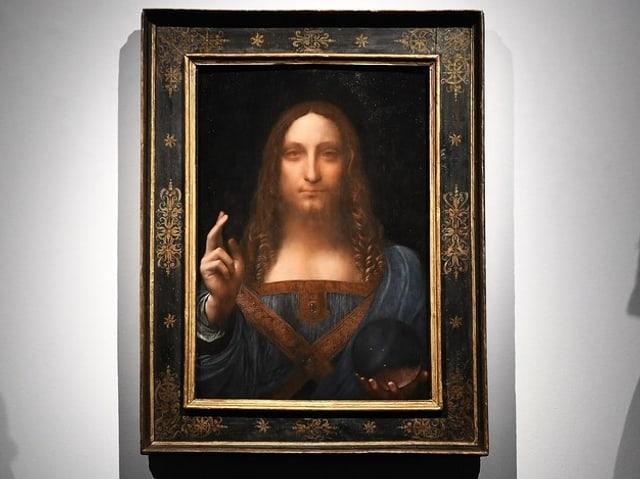 Leonardo da Vincis «Salvator Mundi»