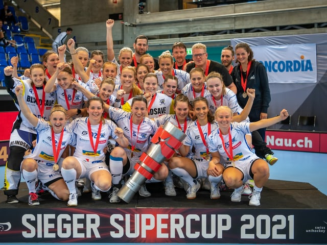 Unihockey-Team Frauen