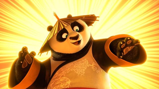Kung Fu-Panda