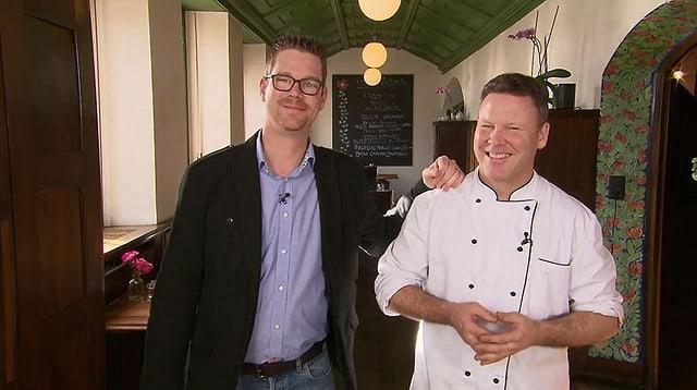 Video «Zürichsee – Tag 5 – Restaurant Villa Sunneschy, Stäfa» abspielen