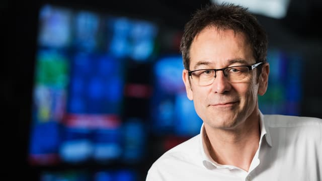Tristan Brenn, Chefredaktor TV bei SRF