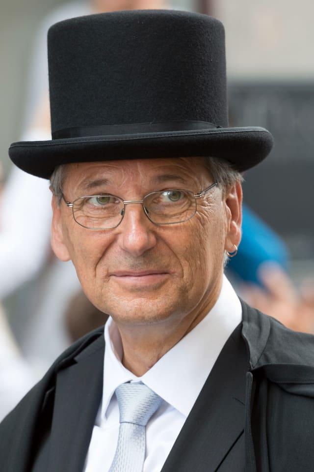 Roland Inauen, der Erziehungsdirektor des Kantons.