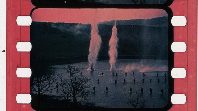 Ausschnitt aus dem Film «Die 10. Isonzoschlacht»