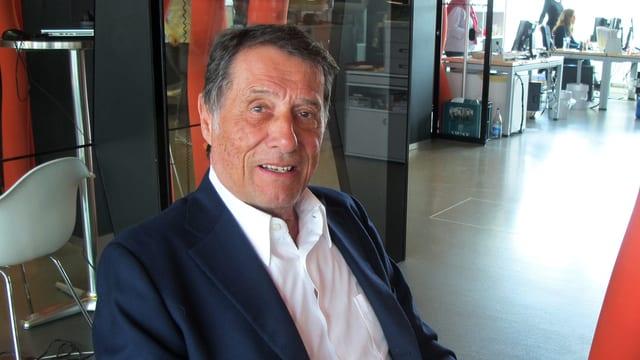 Udo Jürgens bei Radio SRF 1.