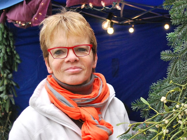 Therese Bähler.