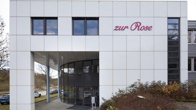 Edifizi 'Zur Rose' a Frauenfeld.