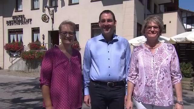 Video «Berner Mittelland – Tag 4 – Restaurant Sonne, Schwarzenburg» abspielen