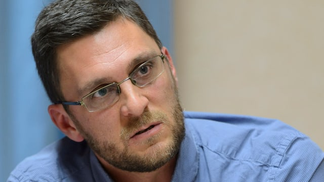 MSF-Generaldirektor Bruno Jochum