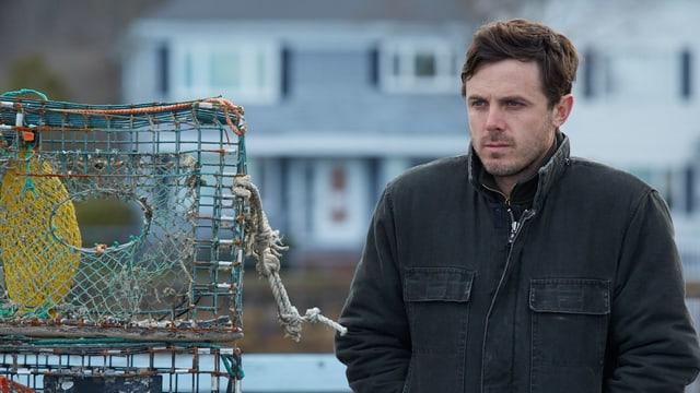 Casey Affleck in seiner Rolle als Hauptdarsteller von «Manchester by the Sea».