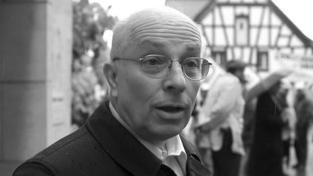 Gerhard Blocher è mort en la vegliadetgna da 82 onns.