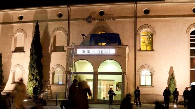 Il Teater da Cuira.