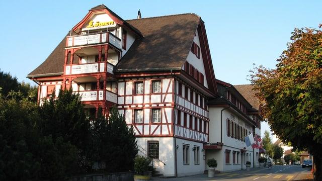 Hotel Löwen in Ebikon.