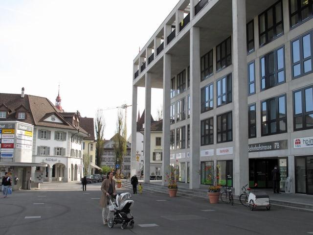 Martiniplatz Sursee