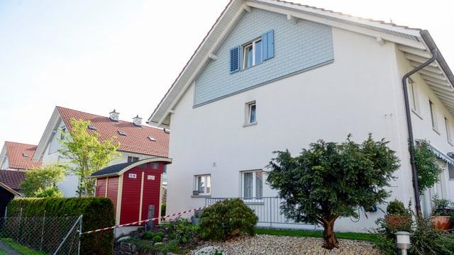 Das Quartier in Würenlingen.
